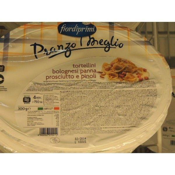Tortellini Panna Prosc. Pinoli Monoporz. gr 300