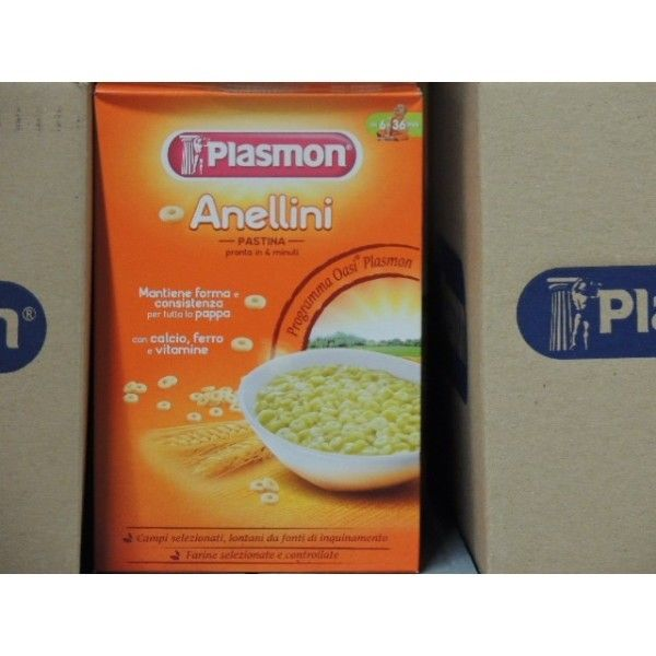 Plasmon Pastina Anellini gr. 340