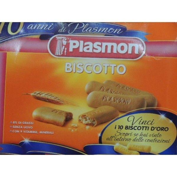 Plasmon Biscotti Granulare  gr. 374 X 2