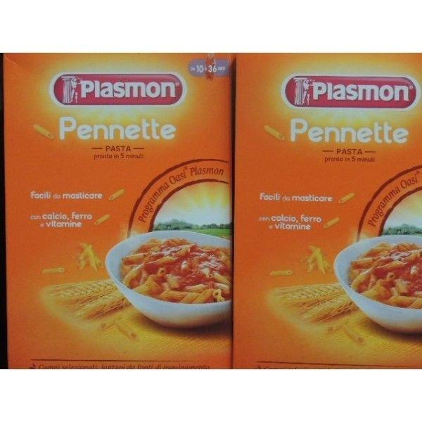 Plasmon Pastina Pennette gr. 340