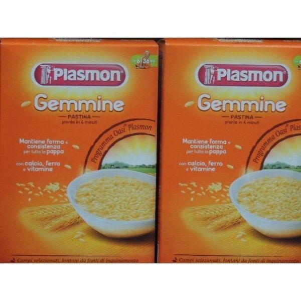 Plasmon Pastina Gemmine gr. 340