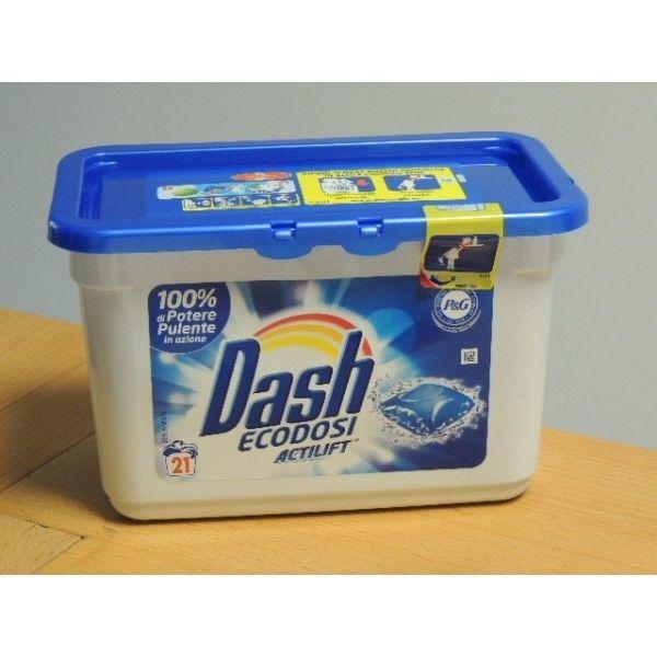 Dash Ecodosi con Actlift Regolare 21 Tabs