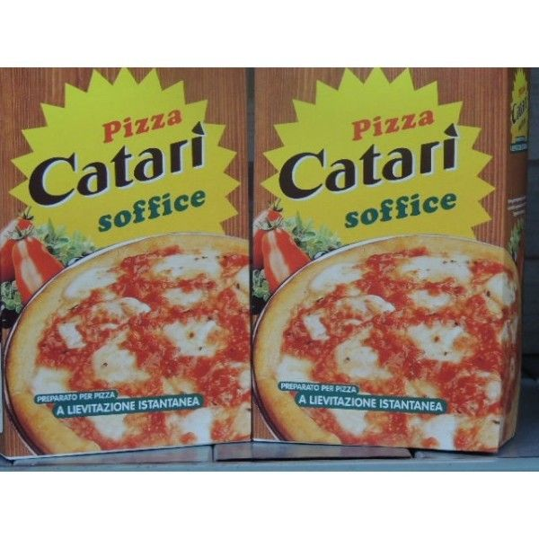 Pizza Istantanea Catarì Soffice gr. 440