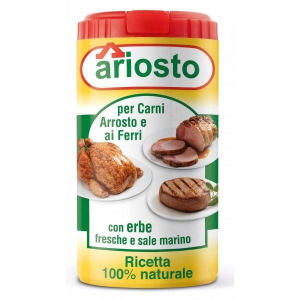 Ariosto X Arrosti Barattolo gr. 80 Spezie