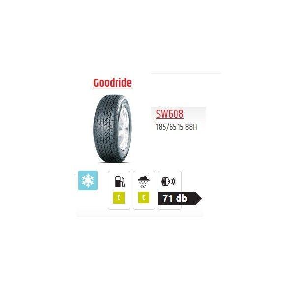 Goodride 185/65 15 H88 Invernale