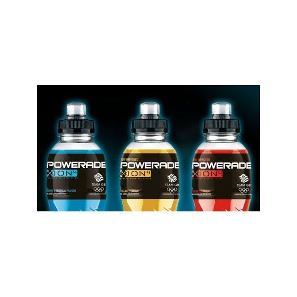 Powerade Citrus CL 50