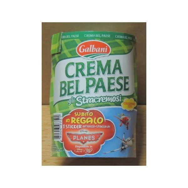 Crema Bel Paese x 6 gr 168 Galbani