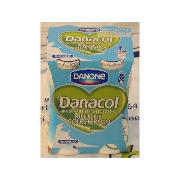 Danacol Danone 4x100 Bianco