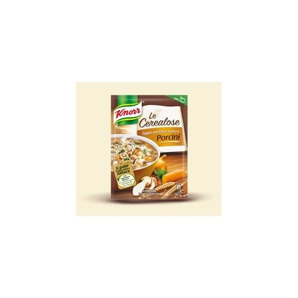 Knorr Le Cerealose Farro/Porcini