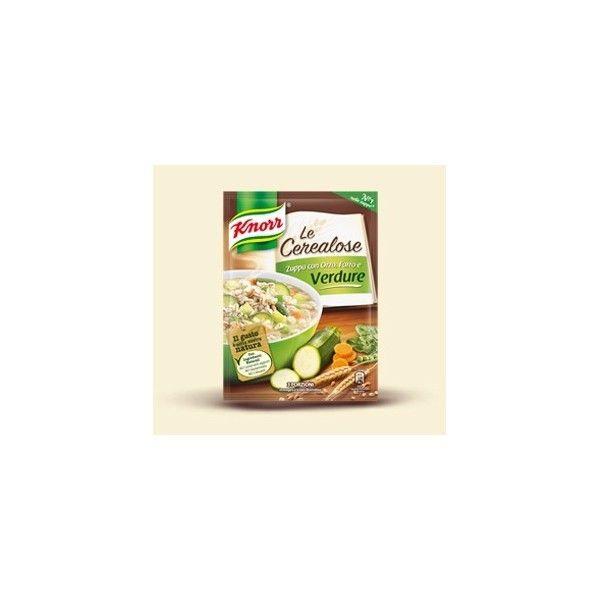 Knorr Le Cerealose Farro/Verdure