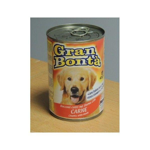 Gran Bontà Cane gr 400 Carne