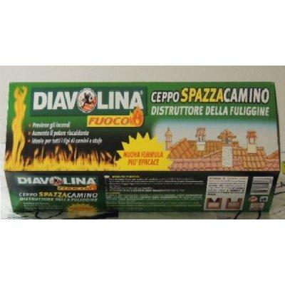 Ceppo Spazzacamino Diavolina