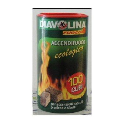 Diavolina Ecologica 100 Cubi
