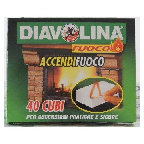 Diavolina 40 Cubi Classica
