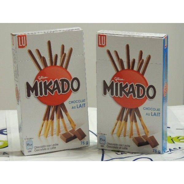 Mikado Stick gr. 75 Latte Snack