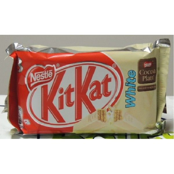 Kit Kat White Tris Snack