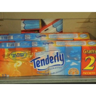 Fazzoletti Di Carta Tenderly 10 + 2
