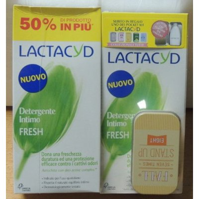 Lactacyd Nuovo Detergente Intimo Fresh ml 300