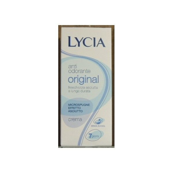 Lycia Crema Antiodore ML 30
