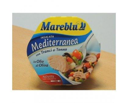 Insalata Mareblu  Mediterranea gr 220