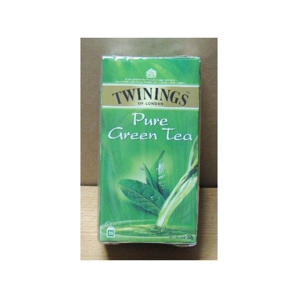 Twinings Pure London Green Tea 25 filtri