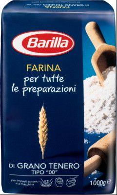 Barilla Farina 00 Kg 1