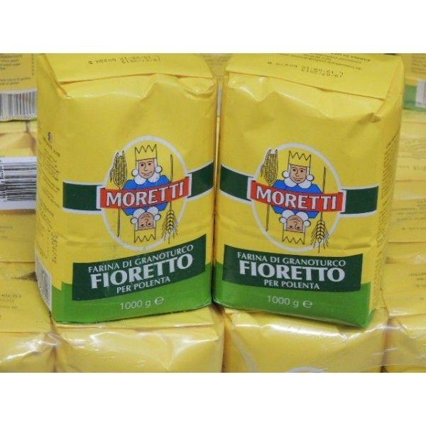 Fioretto Polenta Moretti KG 1