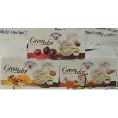 Cremalpi Vipiteno 2x125 Torrone