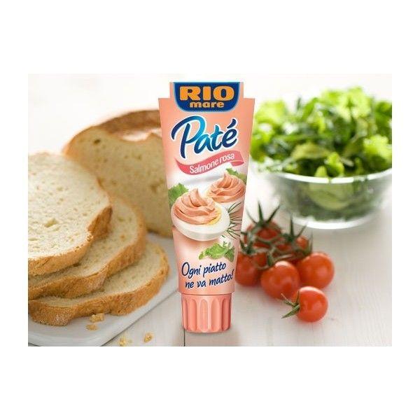 Patè Rio Mare Al Salmone gr. 100
