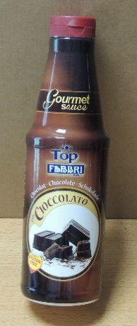 Topping Fabbri Cioccolato gr 950 Gluten Free