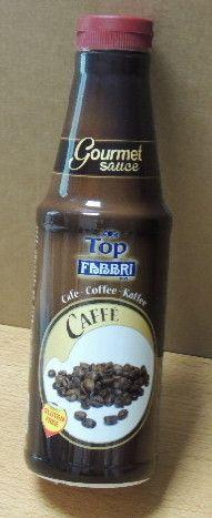 Topping Fabbri Caffè gr 900 Gluten Free