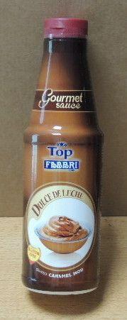Topping Fabbri Caramel Mou gr 950 Gluten Free