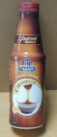 Topping Fabbri Caramello gr 950 Gluten Free