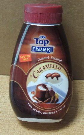 Topping Fabbri Mini Caramello gr 225 Gluten Free