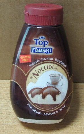 Topping Fabbri Mini Nocciola gr 225 Gluten Free