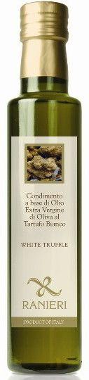 Olio Ranieri Aromatizzato Tartufo Bianco Cl 25