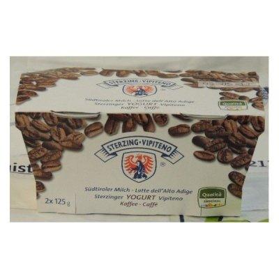 Yogurt Vipiteno 2x125 Caffè