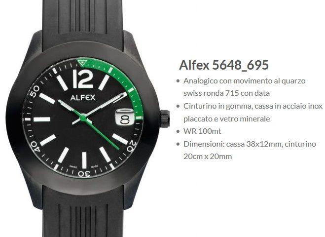 Alfex Orologio Unisex