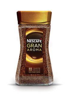 Nescafè Solubile Gran Aroma gr 100
