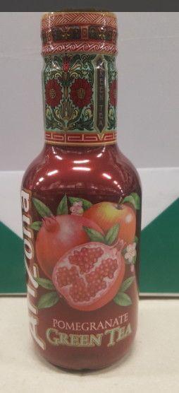 Arizona Pomegranate Green Tea ml 500