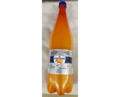Aranciata San Pellegrino Senza Zucchero Lt 1,25
