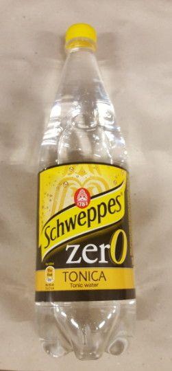 Schweppes Zero Lt 1