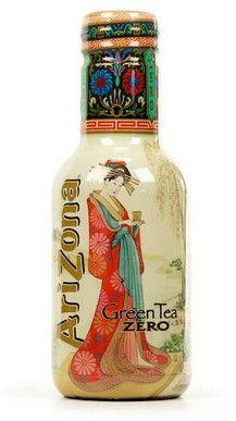 Arizona Green Tea Zero Diet ml 500