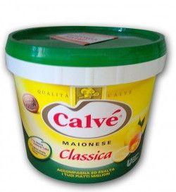 Maionese Classica Kg 5 Calvè