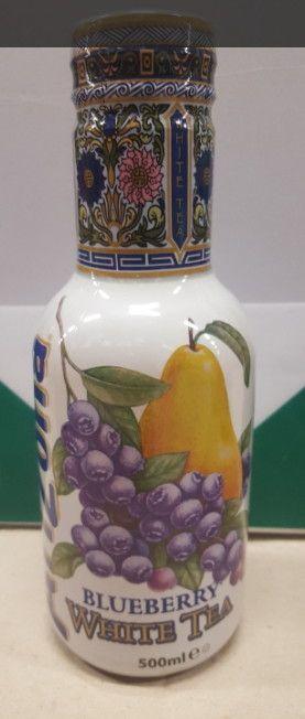 Arizona Blueberry White Tea ml 500