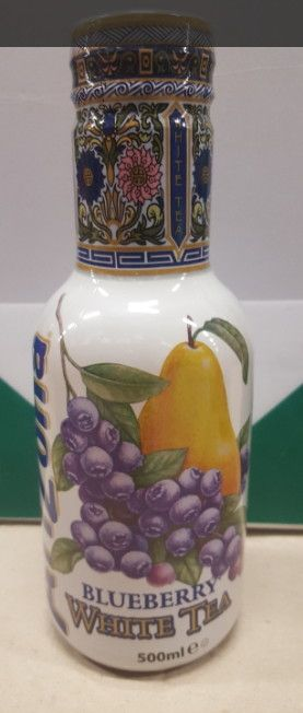 Arizona Blueberry White Tea ml 500