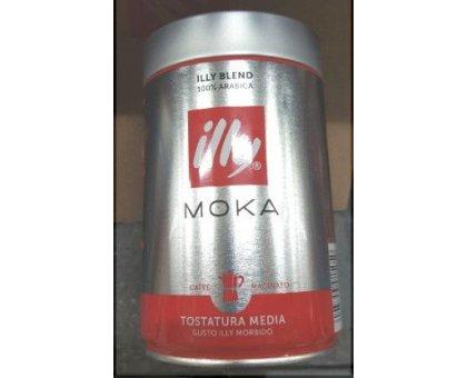Caffè Illy Moka Macinato gr. 250