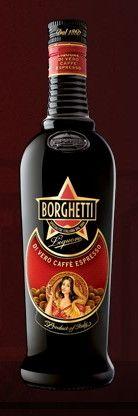 Caffè Borghetti Liquore cl 70