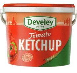 Ketchup Develey Kg 5 Senza Glutine