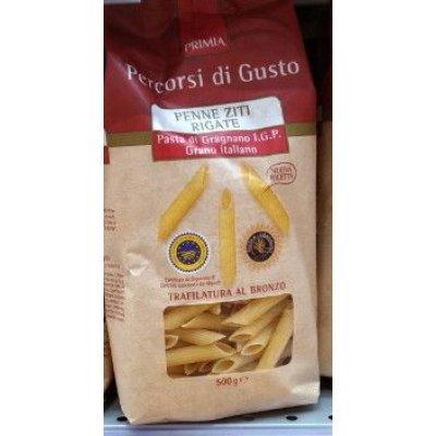 Pasta di Gragnano Penne Ziti Rigate gr. 500